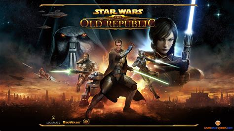 Star Wars The Old Republic - Play the MMO for Free!