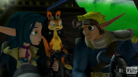 jak and Daxter The Lost Frontier - Intro Cinematic [FULL