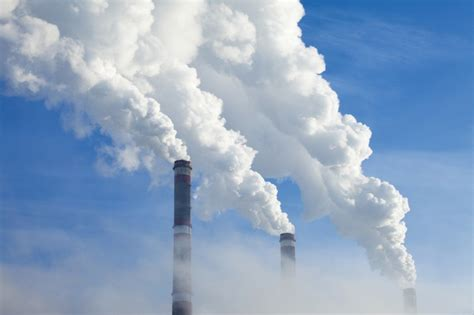 The Amount Of Carbon Dioxide In Our Air Just Reached A New