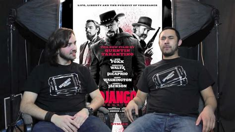 DJANGO UNCHAINED MOVIE REVIEW (PART 1 - THE CAST) - YouTube