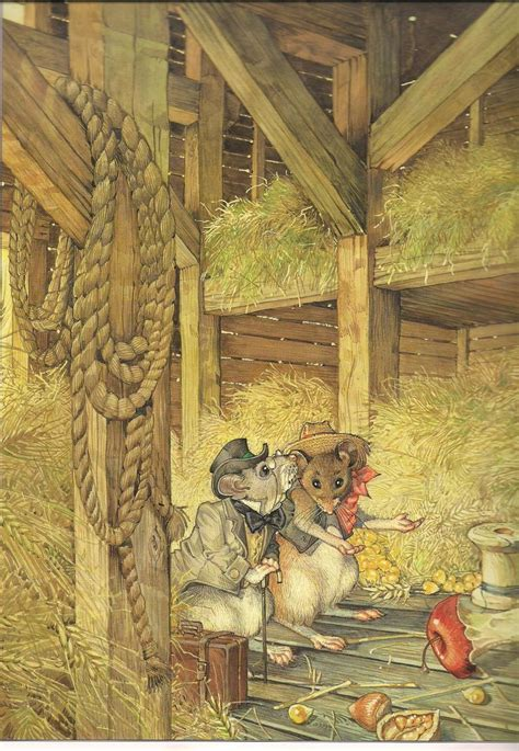 THE CITY MOUSE AND THE COUNTRY MOUSE BY DON DAILY