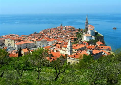 A Seaside Dream in Piran - The Incredibly Long Journey
