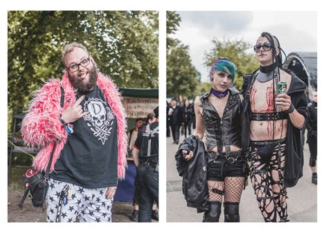 Searching for the True Meaning of Goth in 2018 - Noisey
