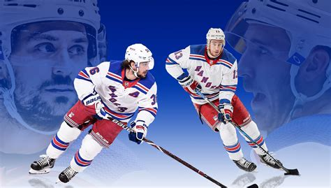 New York Rangers: Mats Zuccarello, Kevin Hayes represent