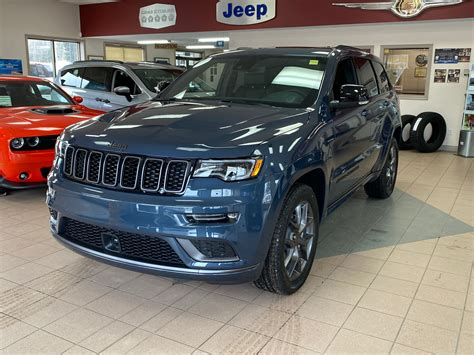 New 2020 Jeep Grand Cherokee LIMITED X for sale in