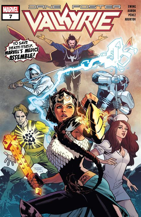Valkyrie: Jane Foster #7 Review — Major Spoilers — Comic