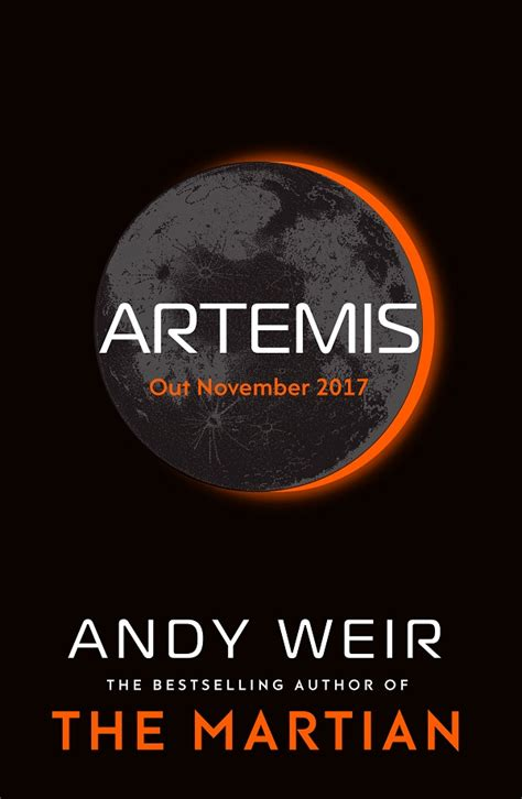 News: New book from Andy Weir announced