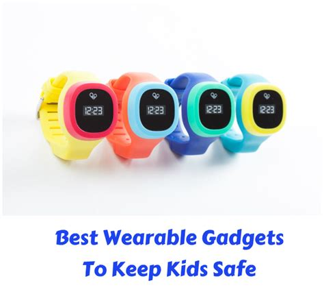 10 Best Wearable Tracking Devices To Keep Kids Safe