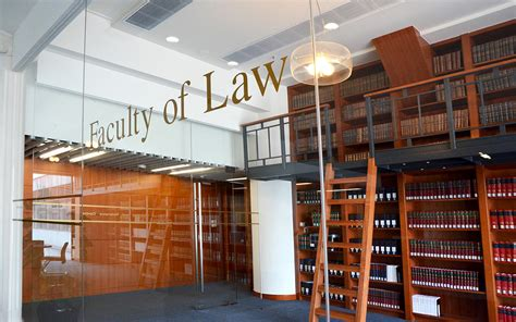 The Faculty of Law of the Chinese University of Hong Kong
