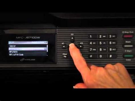 How to Set Up Wireless for the Brother™ MFC-J6710DW