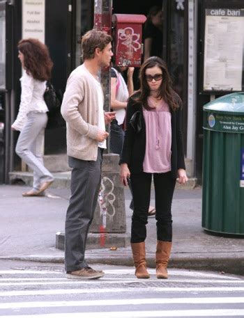Hollywood All Stars: Alexis Bledel With Boyfriend Photoes