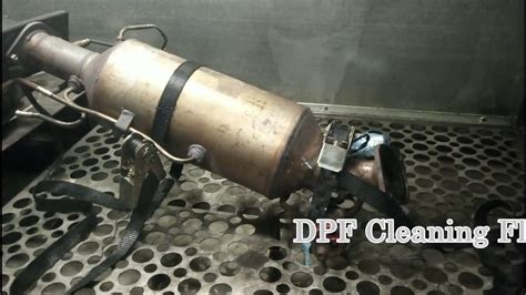 Ford Mondeo Blocked DPF - YouTube