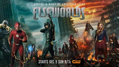 Elseworlds (CW) Watch Full Episodes Online