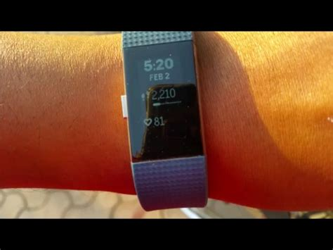 Fitbit Charge 2 (Real life) Manual Step Count and Bike