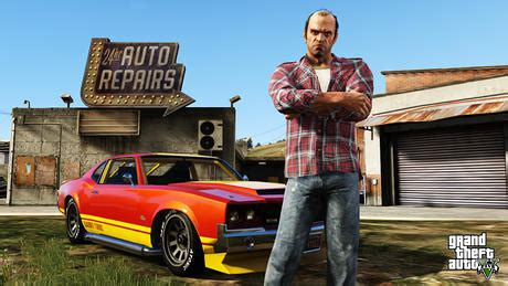 GTA 5 PC Version: Modders Bring GTA 5 Map to Grand Theft