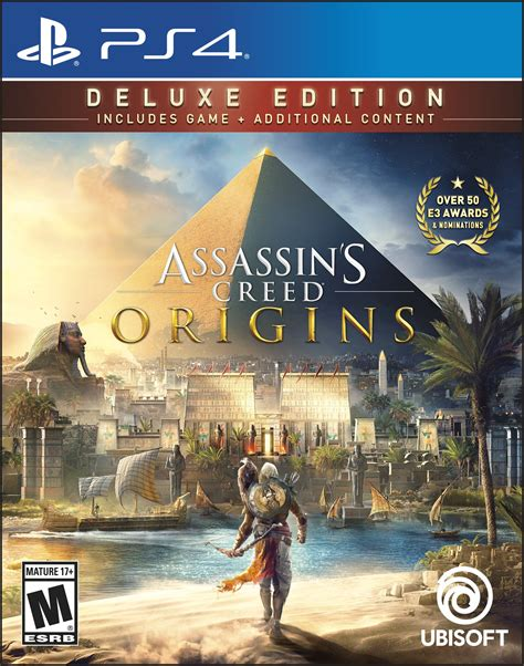 Assassin's Creed Origins Deluxe Edition Release Date (Xbox