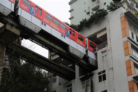Thought your street was noisy? This train in China runs