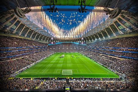 Daniel Levy: Delivering new Tottenham stadium is end of