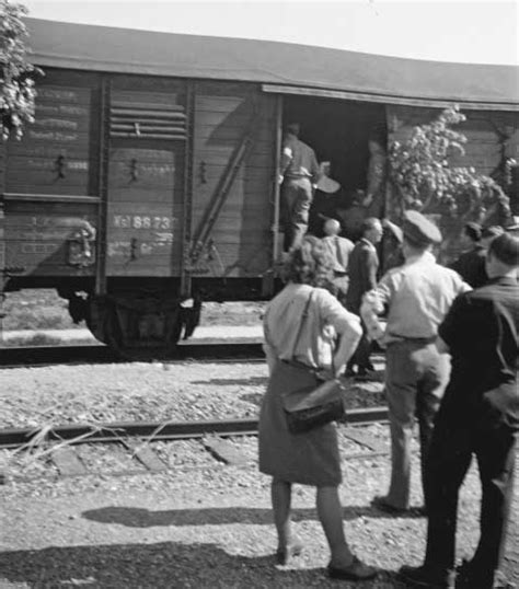Displaced Persons DP Camps Germany Fr