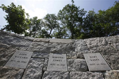 New Memorial Remembers Victims Hanged At Proctor's Ledge