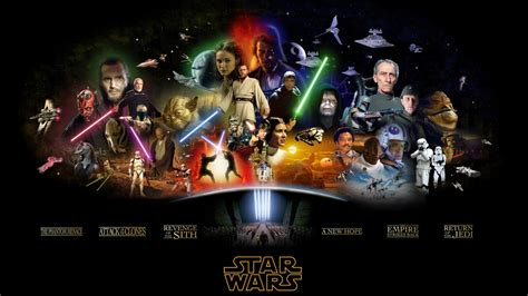 Star Wars Anthology Wallpapers   HD Wallpapers   ID #9680