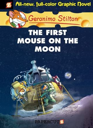 Geronimo Stilton - First Mouse on the Moon! Perfect for