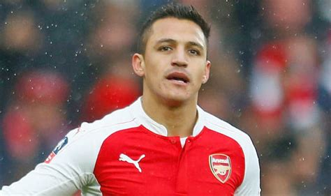 Arsenal's Alexis Sanchez: This is how I feel about my