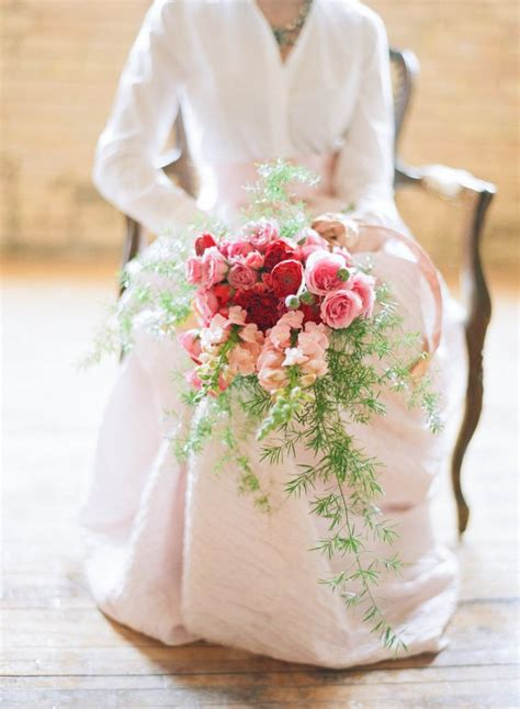 Picture Of stunning valentines day wedding bouquets 2