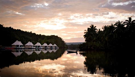 In Cambodia, Koh Kong Emerges as an Eco-Tourism