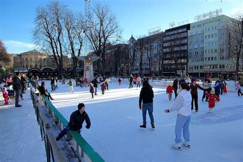 Christmas in Winterland, Oslo - Routes North