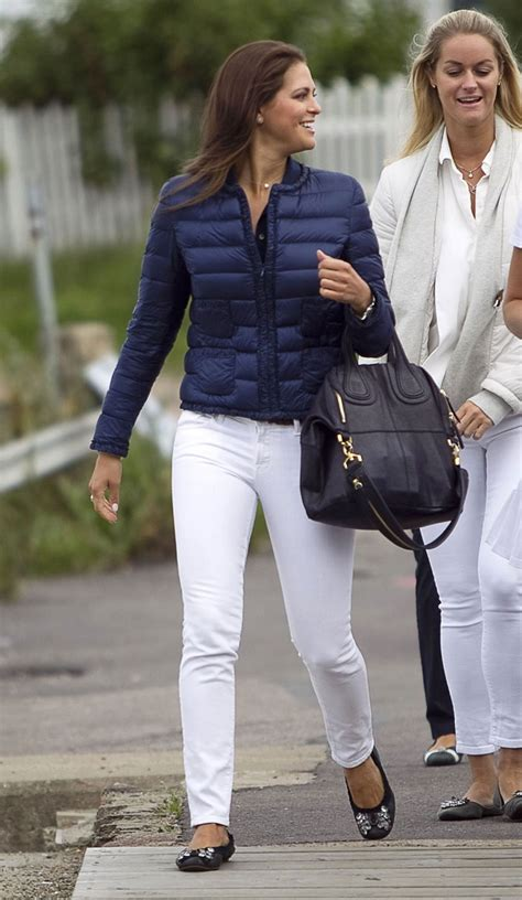 Royal Style: Princesses and Queens Wearing Jeans and Denim