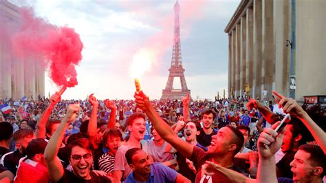 'We Are United': France's World Cup Win Brings Together a