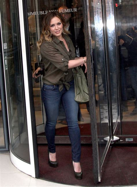 >Hilary Duff Tight Ass Jeans | Celebrity fashionista