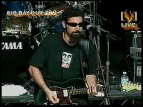 System of a Down - Aerials (live @ Big Day Out 2002) - YouTube